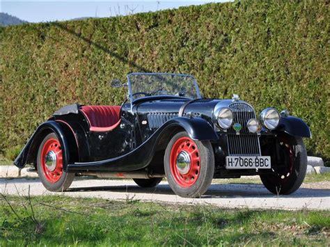 morgan  classic car review honest john