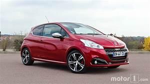 Peugeot 208 Gti Prix : 208 gti 5 portes ~ Medecine-chirurgie-esthetiques.com Avis de Voitures