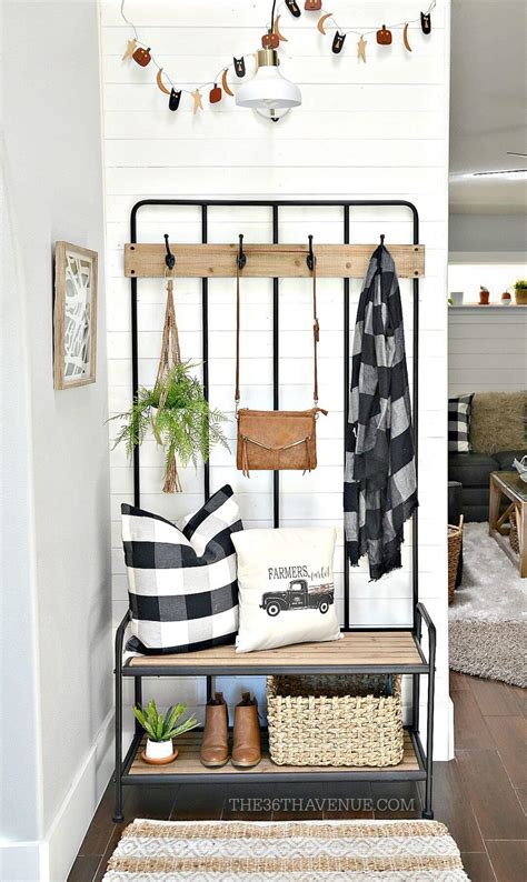 Interior Bench Ideas by 28 Best Small Entryway Decor Ideas And Designs For 2019