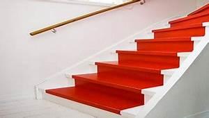 Deco Marche Escalier : quelle couleur pour repeindre un escalier deco cool ~ Teatrodelosmanantiales.com Idées de Décoration