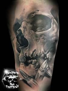 20 Amazing Skull Tattoos   InkSpired Mag   InkSpired Magazine
