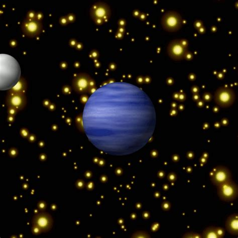 kumpulan animasi gif bergerak planet  benda langit animasi  gambar bergerak