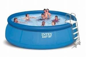 Hors Sol Piscine Intex : piscine intex pas cher achat vente sur irrijardin ~ Dailycaller-alerts.com Idées de Décoration