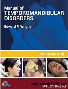 Manual Of Temporomandibular Disorders  3 Edition
