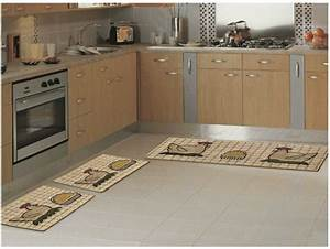 Tapis De Cuisine : tapis de cuisine de tout type confort et ambiance chaleureuse ~ Teatrodelosmanantiales.com Idées de Décoration