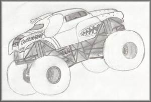 How to draw monster mutt