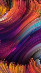 720x1280, Color, Abstract, Brackdrops, Spiral, Wallpaper