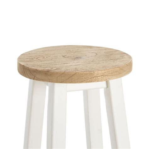 sgabello bianco sgabello alto bianco legno shabby chic mobili shabby chic