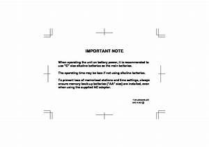 Sharp Fv  Operation Manual  U2014 View Online Or Download Repair Manual