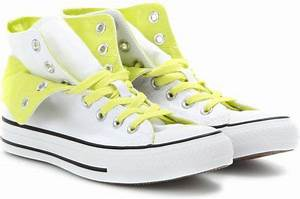Converse Chuck Taylor All Star Two Fold High Tops in White