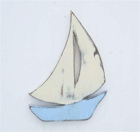 sailboat nautical wood wall art