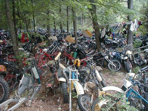 Suzuki Salvage Yard by Woody S Cycles Salvage Yard Woody S Cycles