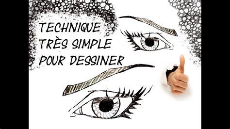 Dessin Facile A Faire Pour Debutant Comment Dessiner Des Yeux Pour Les D 233 Butant Dessiner Un œil Facile Simple