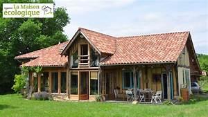 maison ecologique en paille systembaseco With maison ecologique en paille
