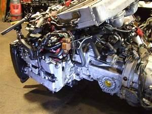 Jdm Subaru Wrx Sti Version 8 2004  Engine 2 0l Ej20t Turbo