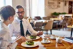 Appointment In Restaurant Stock Photo - Download Image Now - iStock