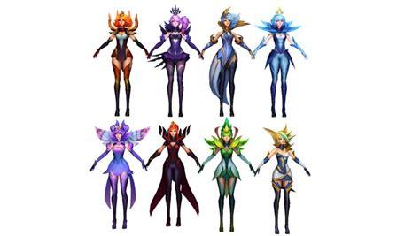 lol lux dark model mmd  elementalist lux models