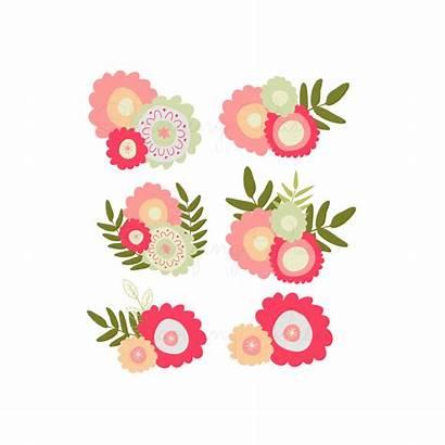 Flower Clipart Clip Nurse Symbol Floral Library