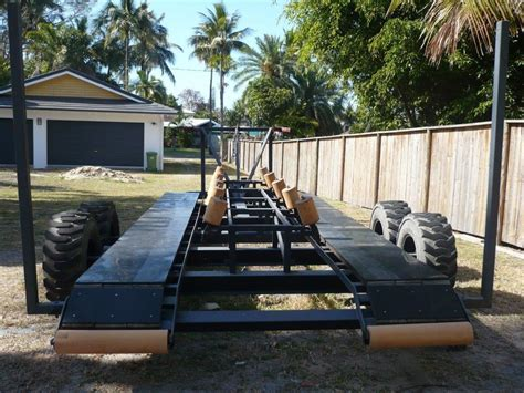 Boat Haul Out Prices 10 tonne custom haul out trailer for sale