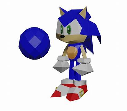 Sonic Models Resource Custom N64 Super Smash