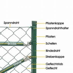 Maschendrahtzaun Richtig Spannen : zaun nagel spanndrahthalter mit spreizd bel maschendraht ~ A.2002-acura-tl-radio.info Haus und Dekorationen