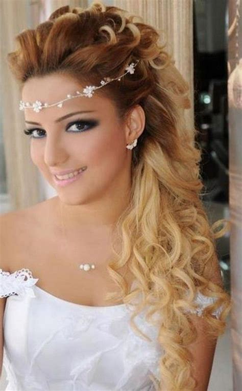 wedding hairstyle 2015 for round face wedding