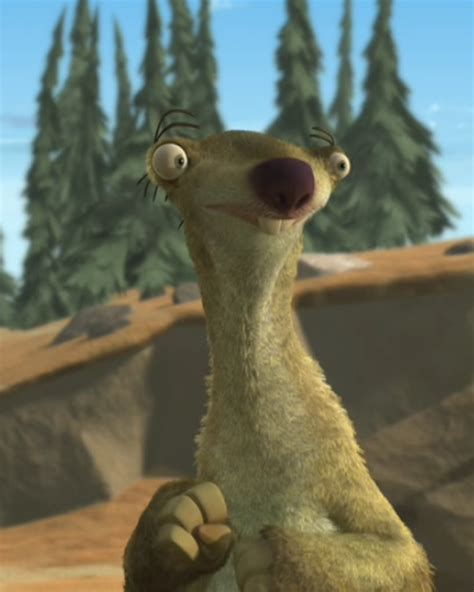 Characters All Around Sid The Sloth