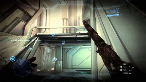 Halo 4 First Flood Match Hd 1080p Youtube