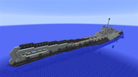Minecraft U Boat Mod by Type Xxviii Megalodon U Boat Fictionnal Type Viic U Boat