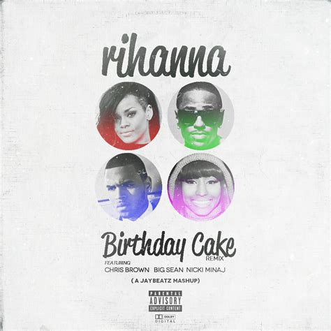 downloads rihanna birthday cake