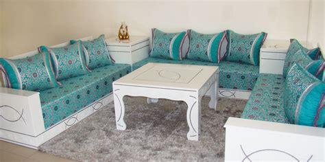 housse de coussin de canapé sur mesure salon marocain déco pas cher avignon nîmes arles marseille