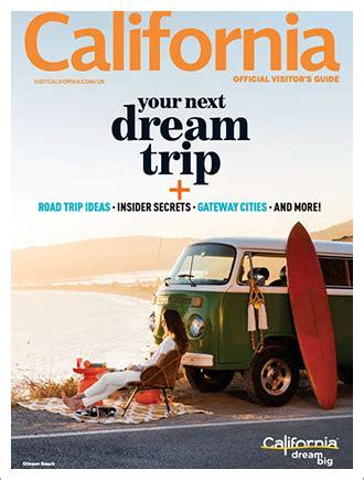 international visitors guides visit california