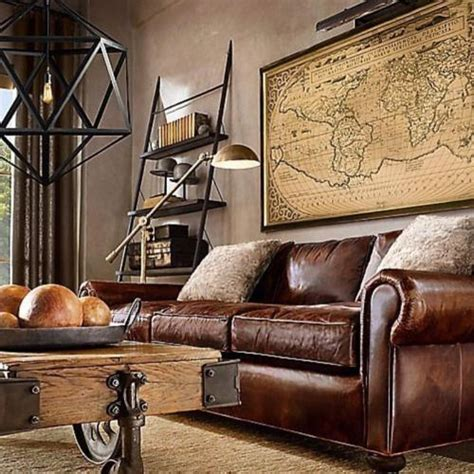 Decorating Ideas Vintage Living Rooms by 4129 Best Vintage Industrial Decor Living Room Images On