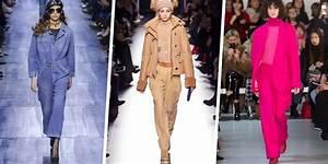 La Mode Est A Vous Printemps Ete 2018 : toutes les tendances automne hiver 2017 2018 rep r es la fashion week marie claire ~ Farleysfitness.com Idées de Décoration