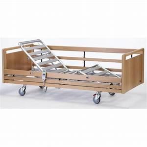 Lit Medicalise 120 : lit m dicalis invacare sb 755 ma 40 sb755 fr invacare ~ Premium-room.com Idées de Décoration