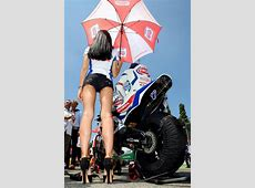 Photos of Sexy Hot MotoGP Motorcycle Girls and Models on