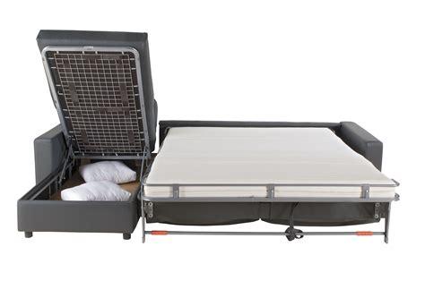 canape convertible d angle couchage quotidien canapé lit lolet avec coffre de rangement canapé inn