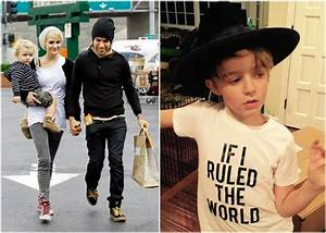 Actress and Singer Ashlee Simpson and her cute family