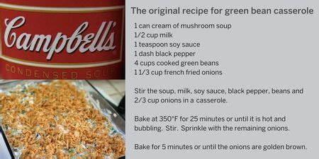 Eating green bean casserole? This N.J. woman invented it ...