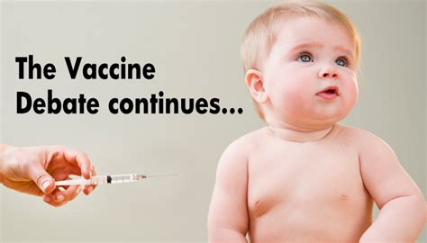 Vaccines for baby