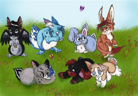 easter bunny montage finished by davuu on deviantart