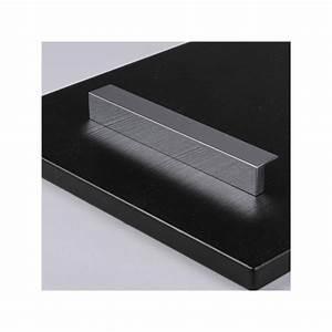 poignee de meuble chrome quadra With meuble quadra plus