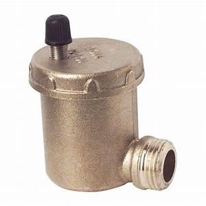 Purgeur D Air Automatique : purgeur d 39 air automatique laiton a raccordment lateral ~ Dailycaller-alerts.com Idées de Décoration