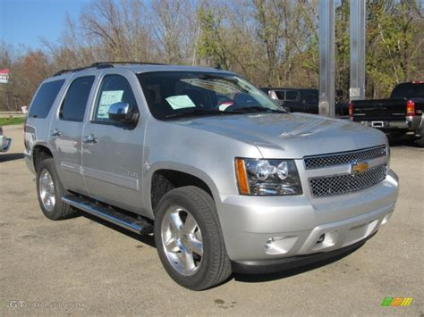silver tahoe silver ice metallic 2013 chevrolet tahoe ls 4x4 exterior photo 73190088 gtcarlot com
