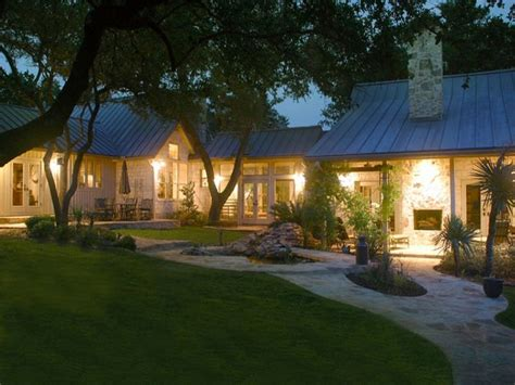 Texas Hill Country House Plans Texas Hill Country Ranch
