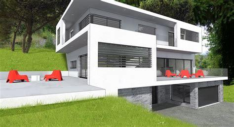 maison d architecte contemporaine 224 villette d anthon ocube architecture