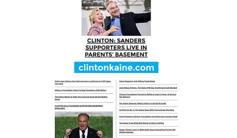 Drudge Report Bill Clinton