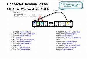 2005 Cr-v Power Windows Master Switch - Honda-tech
