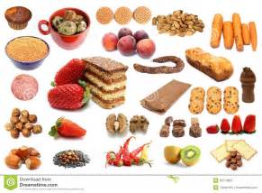 collection of different types of food stock image image 30713853