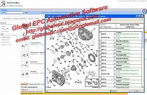 Peugeot Service Box Docs Backup Epc Parts Catalogue Repair
